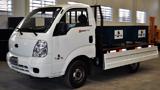 Caminhão para transporte da Frank Usinagem